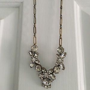 JCrew small statement necklace!
